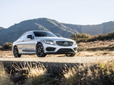 Images of Mercedes-AMG C 43 4MATIC Coupé North America (C205) 2016