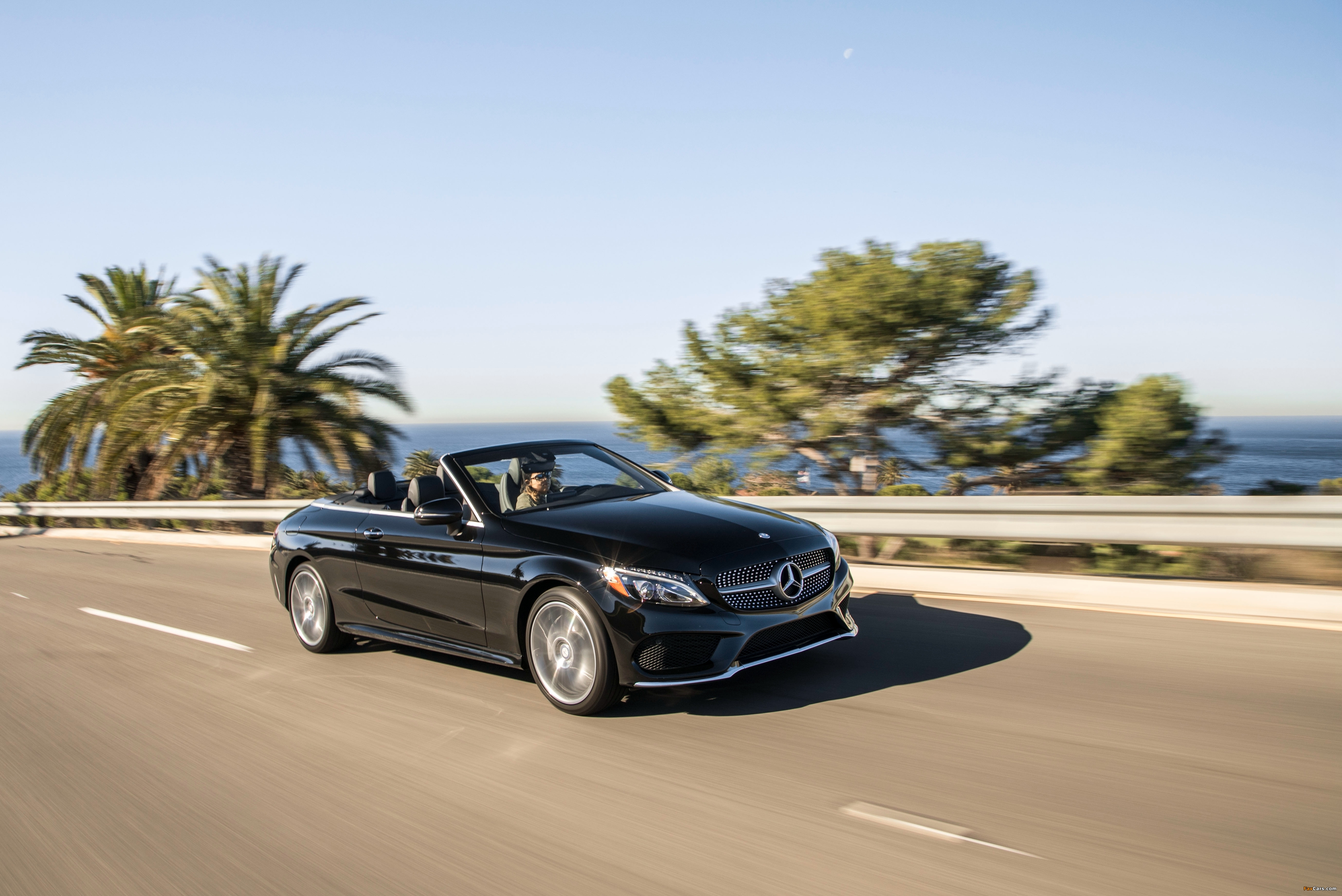 Images of Mercedes-Benz C 300 4MATIC Cabriolet AMG Line North America (C205) 2016 (4096 x 2735)
