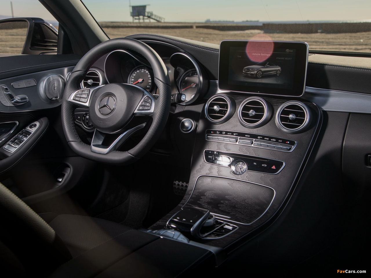 Images of Mercedes-Benz C 300 4MATIC Cabriolet AMG Line North America (C205) 2016 (1280 x 960)