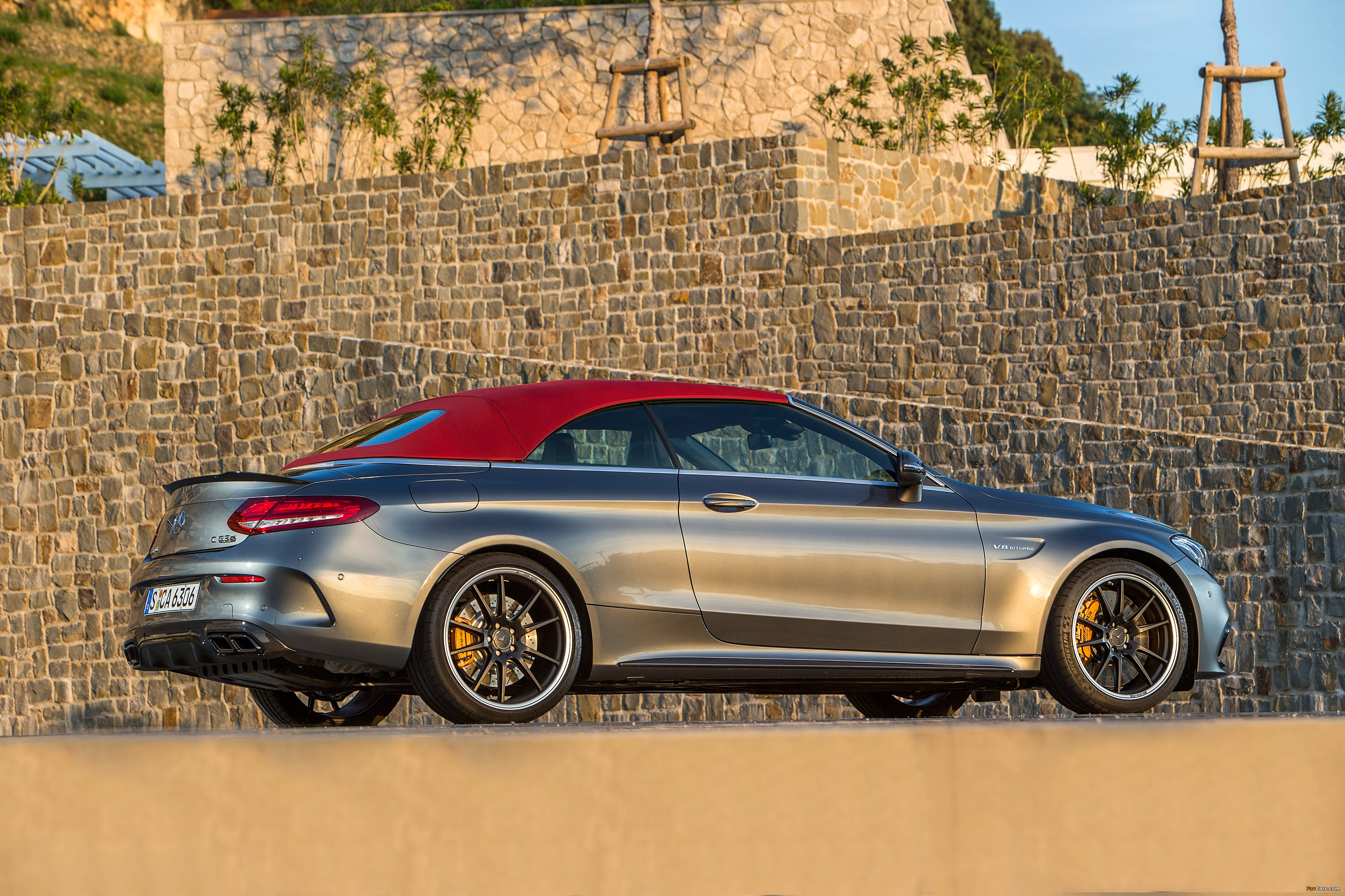Images of Mercedes-AMG C 63 S Cabriolet (A205) 2016 (4096 x 2731)