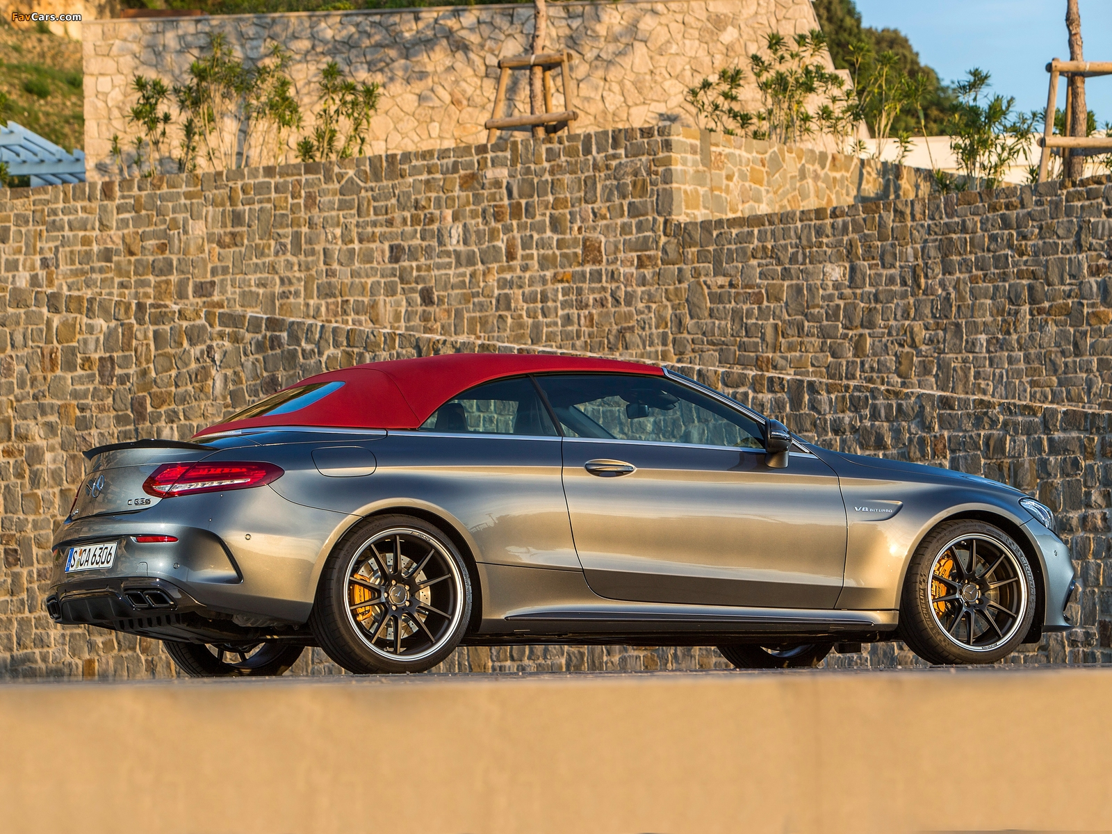 Images of Mercedes-AMG C 63 S Cabriolet (A205) 2016 (1600 x 1200)