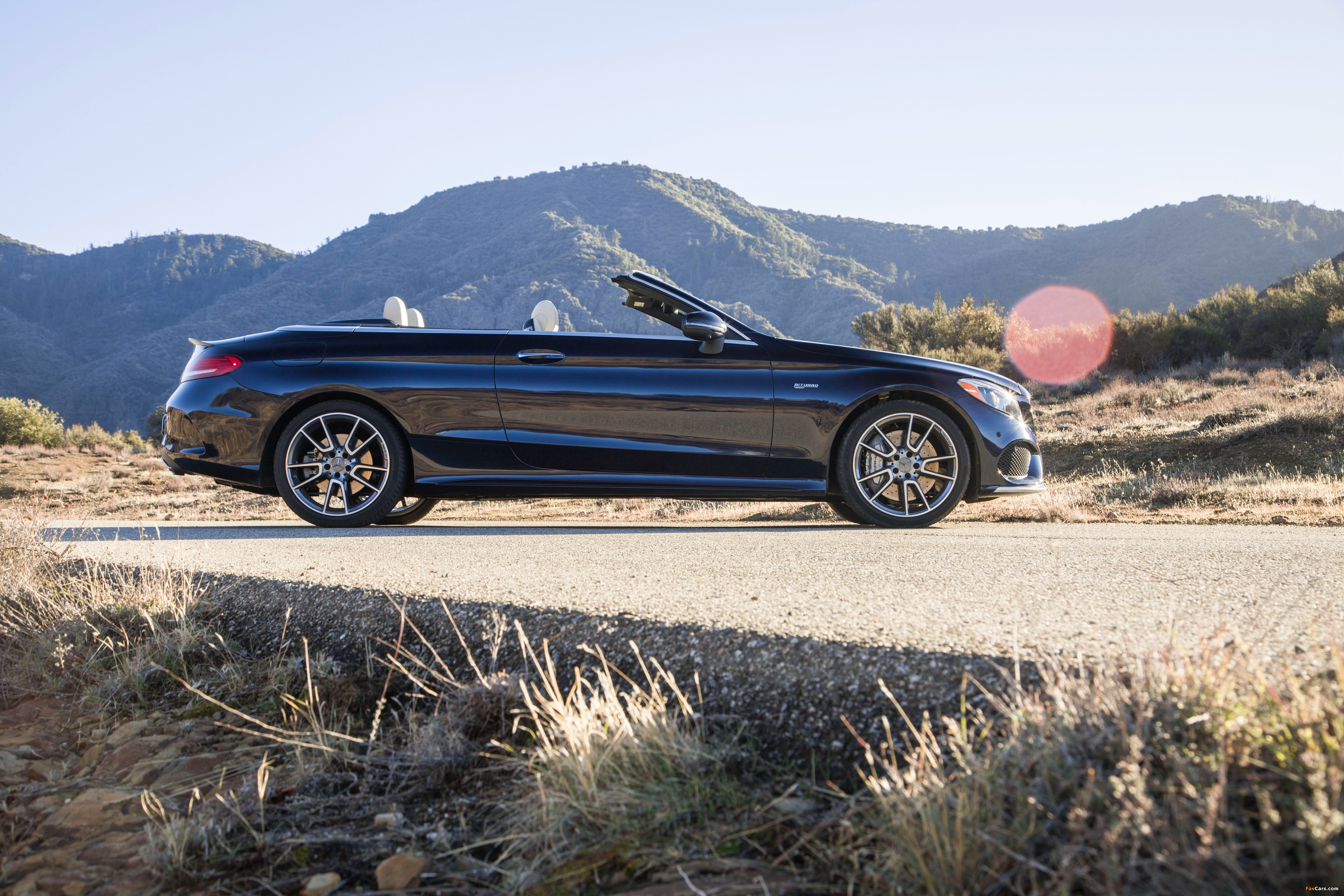 Images of Mercedes-AMG C 43 4MATIC Cabriolet North America (A205) 2016 (4096 x 2731)