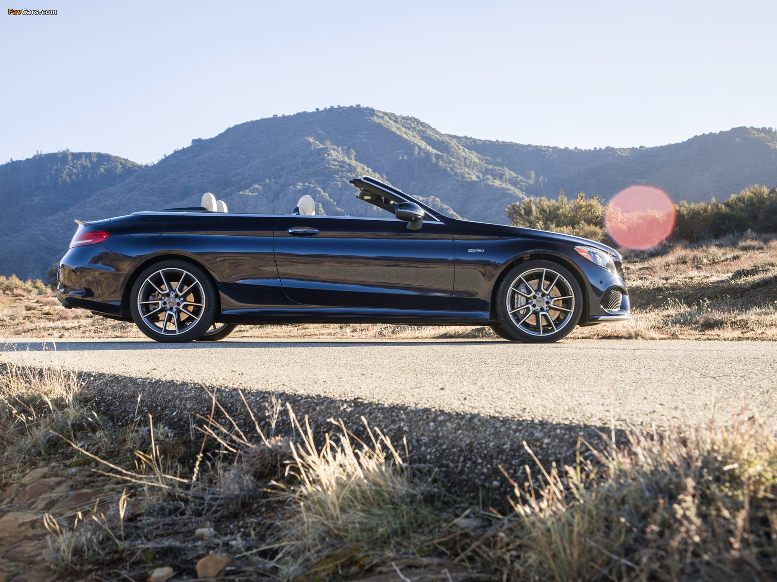Images of Mercedes-AMG C 43 4MATIC Cabriolet North America (A205) 2016 (1600 x 1200)