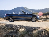 Images of Mercedes-AMG C 43 4MATIC Cabriolet North America (A205) 2016