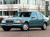 Images of Mercedes-Benz C-Klasse UK-spec (W202) 1993–2000