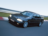 Images of Carlsson 37 RS (W202) 1995