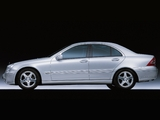Images of Mercedes-Benz C-Klasse 203
