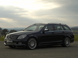 Images of Carlsson Mercedes-Benz C-Klasse Estate (S204) 2008