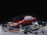 Mercedes-Benz C-Klasse (W202) 1993–2000 images