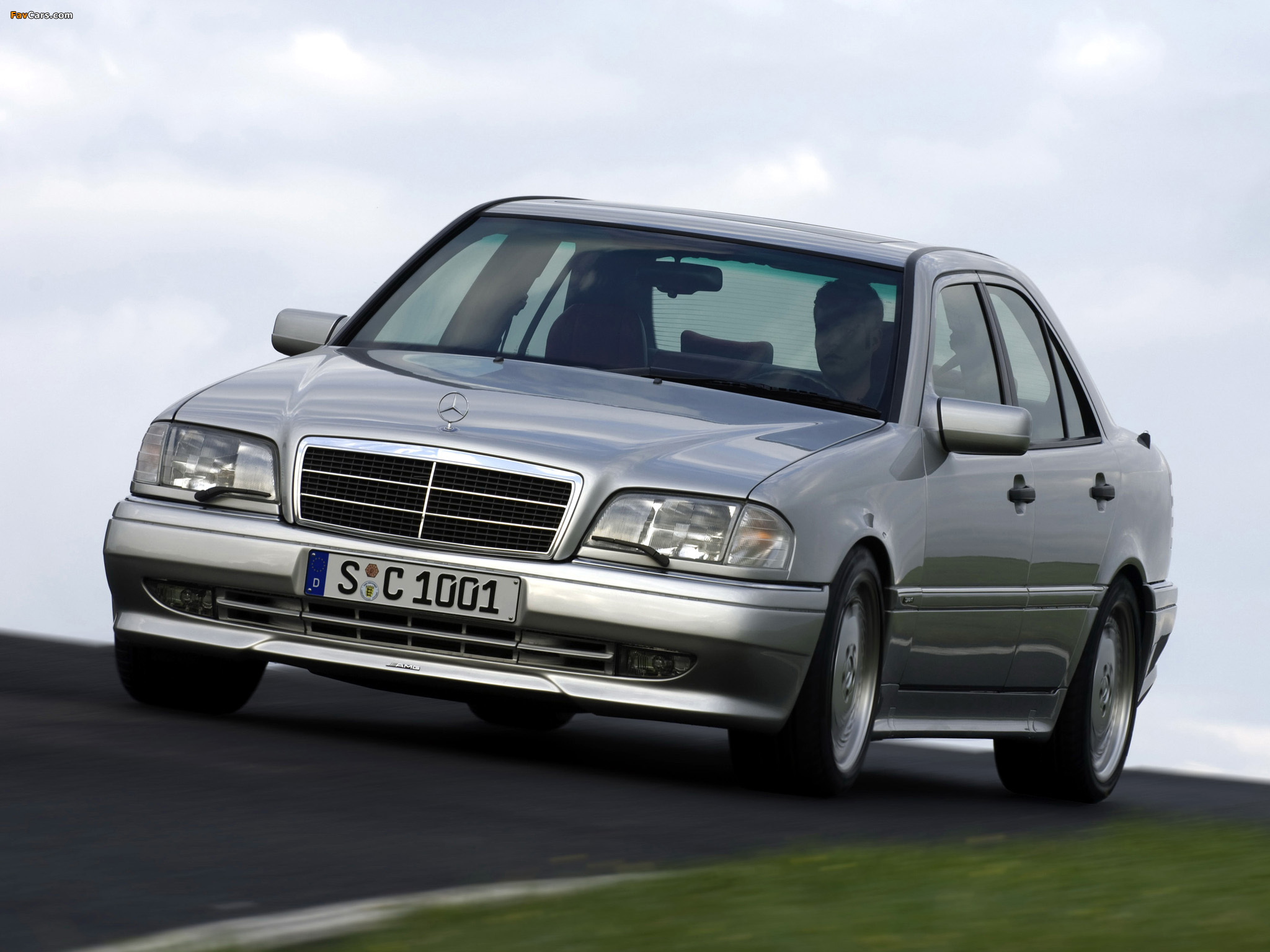 Mercedes-Benz C 36 AMG (W202) 1993–97 images (2048 x 1536)
