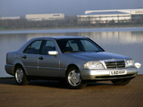 Mercedes-Benz C-Klasse UK-spec (W202) 1993–2000 photos