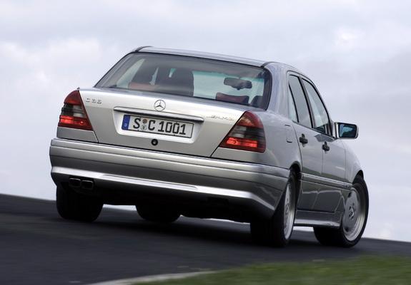 Mercedes benz c 36 amg w202 1993 97 photos for 97 mercedes benz