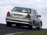 Mercedes-Benz C 36 AMG (W202) 1993–97 photos