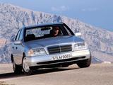 Mercedes-Benz C 280 (W202) 1993–97 pictures