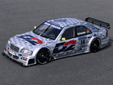 Mercedes-Benz C AMG DTM (W202) 1994 pictures
