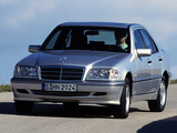 Mercedes-Benz C 250 Turbodiesel (W202) 1995–2000 images