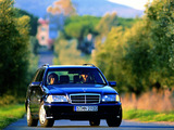 Mercedes-Benz C 250 Turbodiesel (S202) 1996–2000 photos