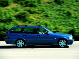 Mercedes-Benz C 280 Estate (S202) 1997–2000 images