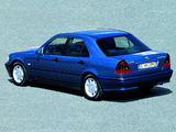 Mercedes-Benz C 230 Kompressor (W202) 1997–2000 images