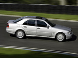 Mercedes-Benz C 43 AMG (W202) 1997–2000 images