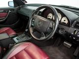 Mercedes-Benz C 43 AMG UK-spec (W202) 1997–2000 photos