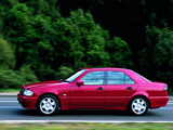 Mercedes-Benz C 240 (W202) 1997–2000 photos