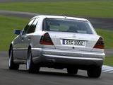 Mercedes-Benz C 43 AMG (W202) 1997–2000 photos