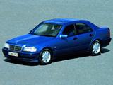 Mercedes-Benz C 230 Kompressor (W202) 1997–2000 pictures