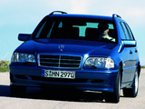 Mercedes-Benz C 280 Estate (S202) 1997–2000 wallpapers