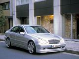 WALD Mercedes-Benz C-Klasse (W203) 2000–05 images