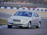 Mercedes-Benz C 320 (W203) 2000–05 photos