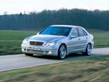 Lorinser Mercedes-Benz C-Klasse (W203) 2000–07 pictures