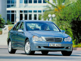 Mercedes-Benz C 180 (W203) 2000–02 pictures
