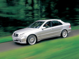 Lorinser Mercedes-Benz C-Klasse (W203) 2000–07 wallpapers