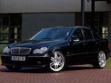 Brabus C V8 (W203) 2000–05 wallpapers
