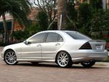 Renntech Mercedes-Benz C 32 AMG (W203) 2001–04 images