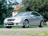 Lorinser Mercedes-Benz C-Klasse Sportcoupe (C203) 2001–07 images