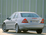 Mercedes-Benz C 32 AMG (W203) 2001–04 images