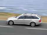 Mercedes-Benz C 32 AMG Estate (S203) 2001–04 photos