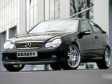 Brabus Mercedes-Benz C-Klasse Sportcoupe (C203) 2001–07 pictures