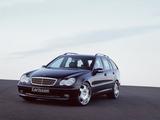 Carlsson Mercedes-Benz C-Klasse Estate (S203) 2001–07 pictures