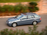 Mercedes-Benz C 200 CGI Estate (S203) 2001–07 pictures