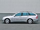 Lorinser Mercedes-Benz C-Klasse Estate (S203) 2001–07 pictures