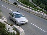 Mercedes-Benz C 270 CDI Estate (S203) 2001–05 pictures