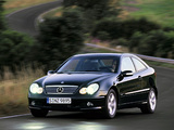 Mercedes-Benz C 320 Sportcoupe (C203) 2001–05 pictures