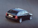 Carlsson Mercedes-Benz C-Klasse Estate (S203) 2001–07 wallpapers