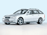 Lorinser Mercedes-Benz C-Klasse Estate (S203) 2001–07 wallpapers