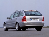 Mercedes-Benz C 270 CDI Estate (S203) 2001–05 wallpapers