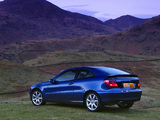 Mercedes-Benz C 320 Sportcoupe UK-spec (C203) 2001–05 wallpapers