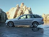 Mercedes-Benz C 320 CDI Sport Edition Estate (S203) 2002–07 images